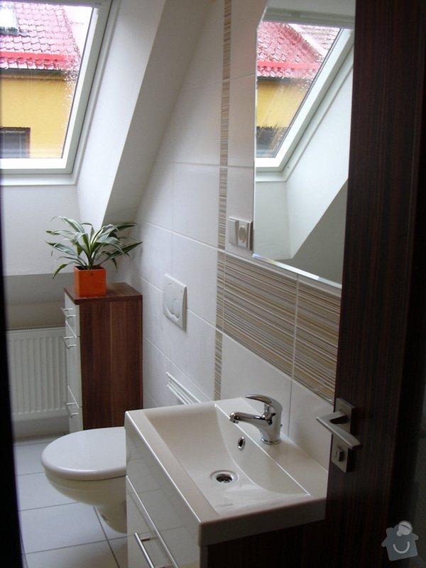 Obklady a dlažba  v koupelně: DSCN2254