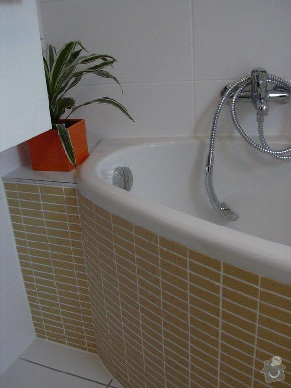 Obklady a dlažba  v koupelně: DSCN2257