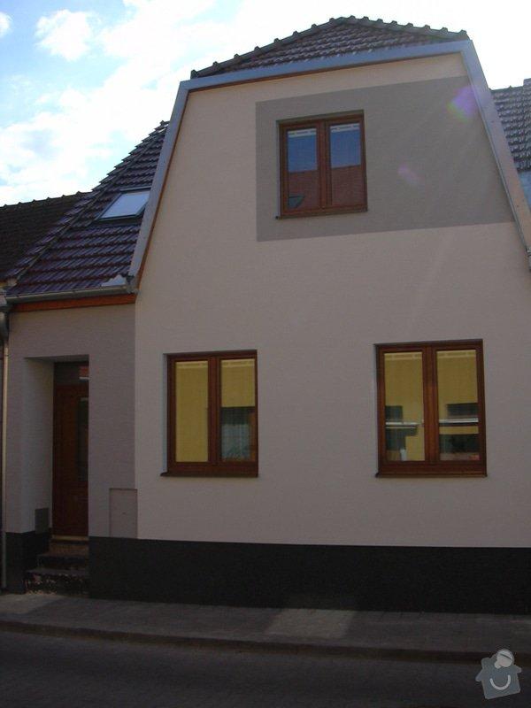 Zateplení domu: DSCN2772