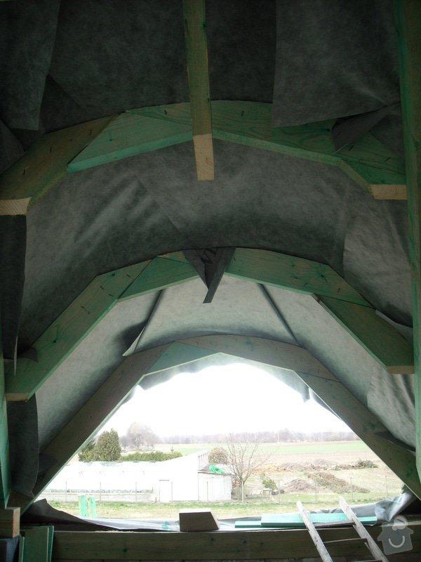 Kompletní zateplení střechy + sádrokartonářské práce - včetně materiálu: sn_mek_122