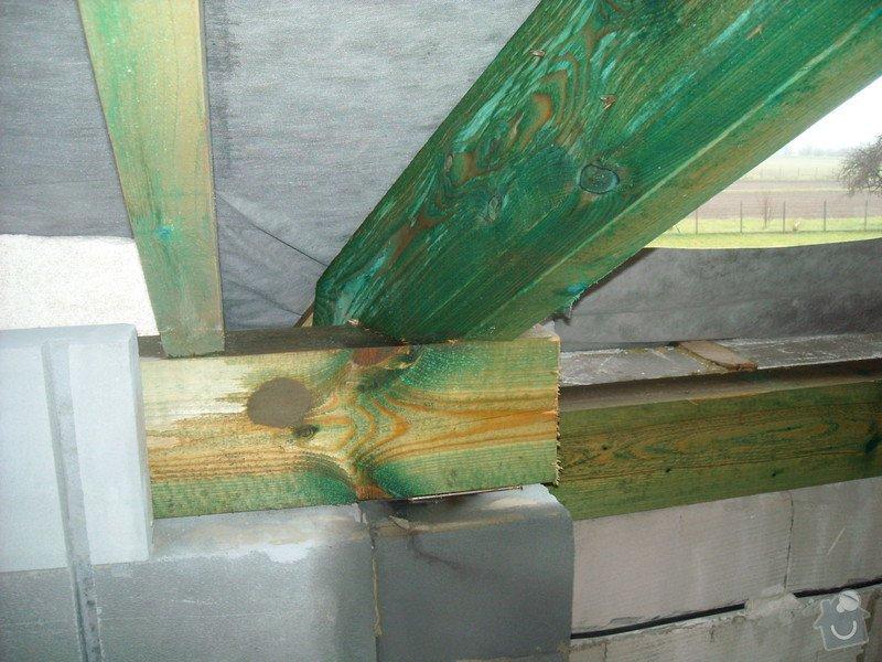 Kompletní zateplení střechy + sádrokartonářské práce - včetně materiálu: sn_mek_006