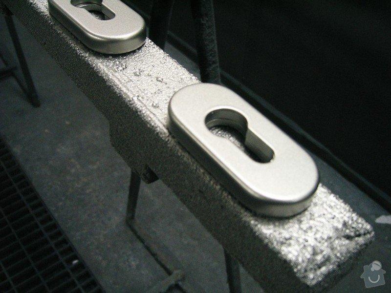 Lakování (nástřik) plastových a kovových dílů: KIF_5630
