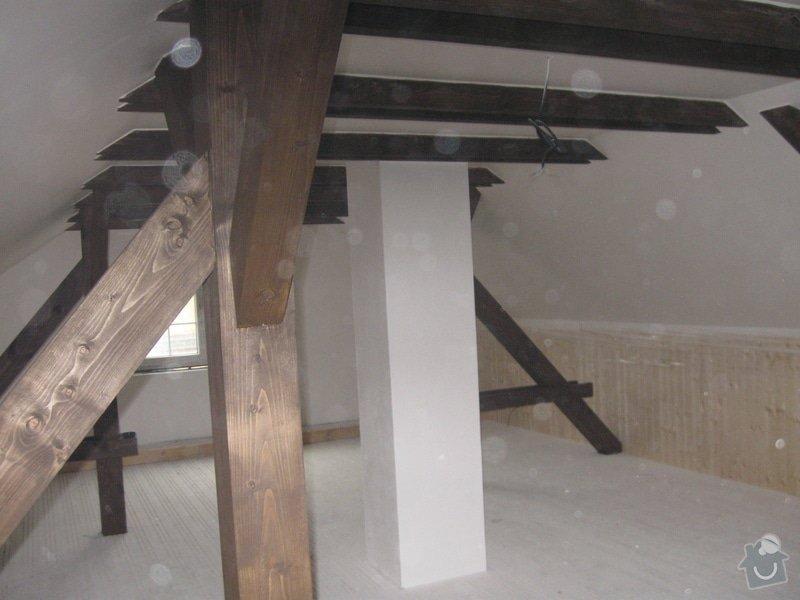 Celková rekonstrukce rodiného domu na klíč: 055