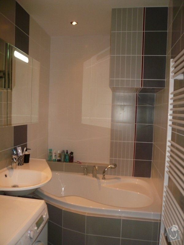 Rekonstrukce koupelny: P1030476