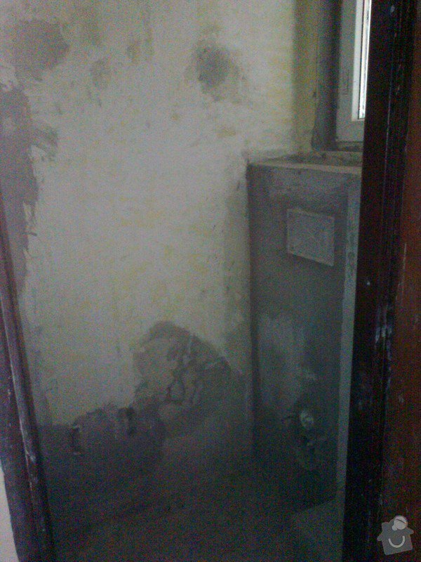 Obložení koupelny: WC1