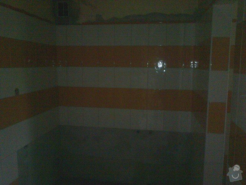 Obložení koupelny: Koupelna2