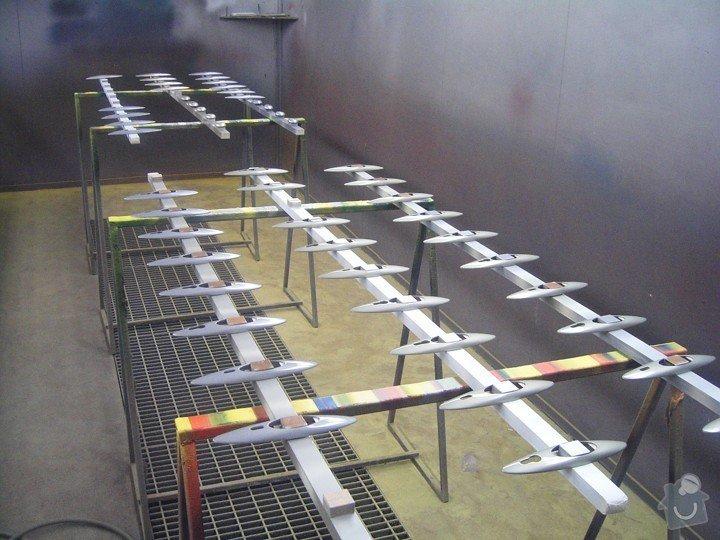 Lakování (stříkání) plastových dílů: KIF_2058