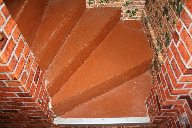Nové schodiště: drevene-schodiste