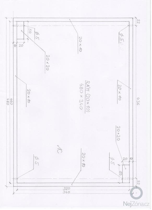 Výrobu dřevěného stolku: tolek_001