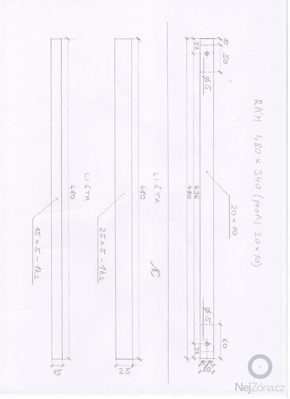 Výrobu dřevěného stolku: tolek_a
