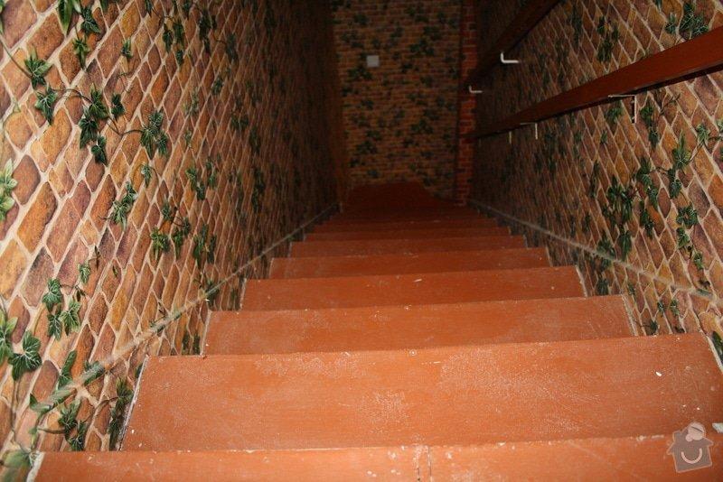 Nové schodiště: oprava-schodiste