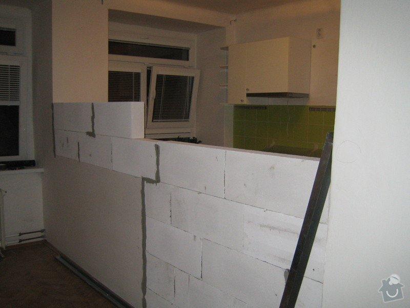 Rekonstrukce bytu: IMG_1316