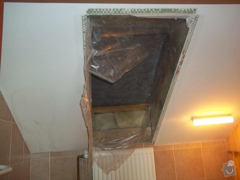 Špalety u střešních oken: 104_0352