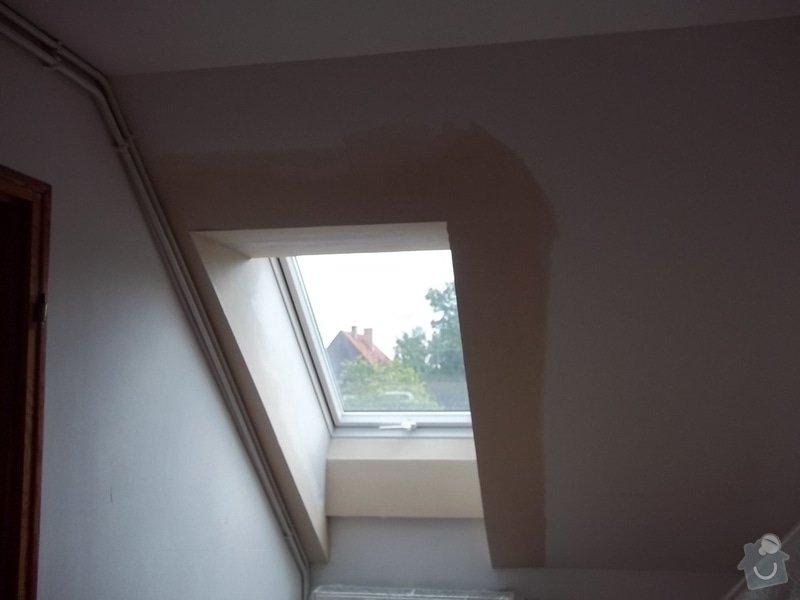 Špalety u střešních oken: 104_0356