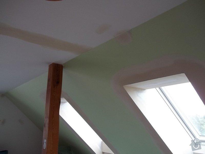 Špalety u střešních oken: 104_0358