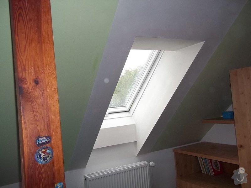 Špalety u střešních oken: 104_0360