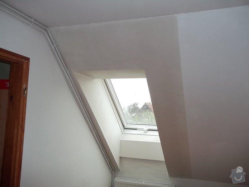 Špalety u střešních oken: 104_0362