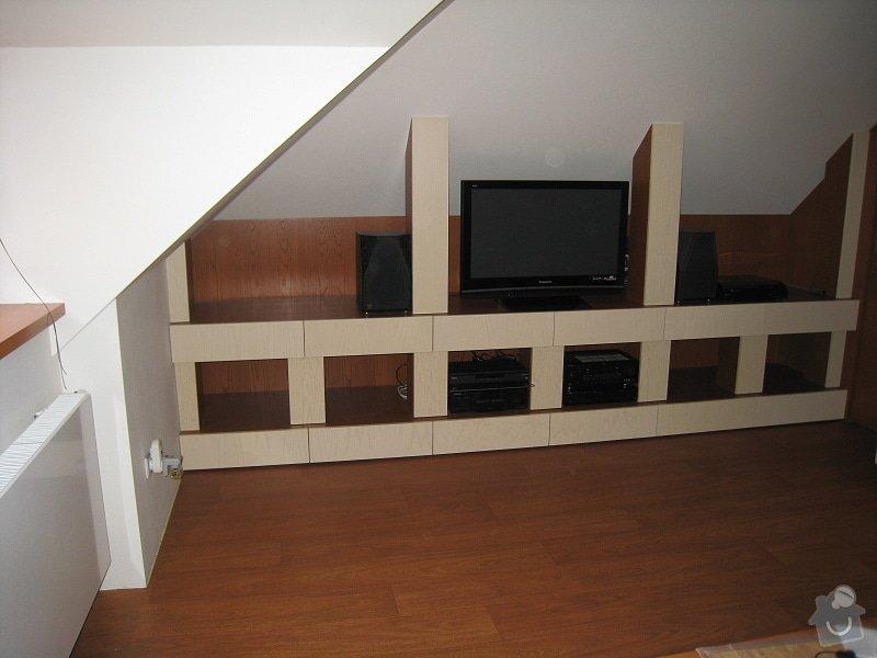 Nábytek do podkroví: IMG_3810