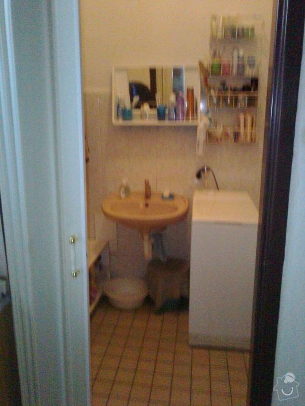 Rekonstrukce zděné koupelny a WC: koupelna_pohled_0468