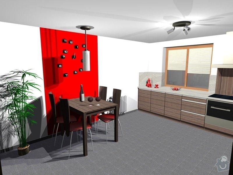Kuchyňská linka: kuchyn2