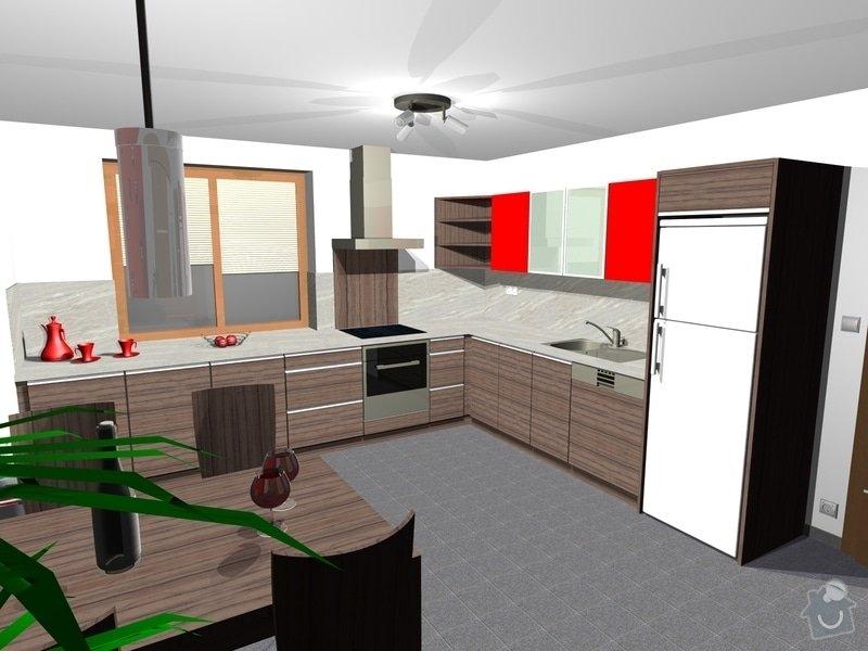 Kuchyňská linka: kuchyn3