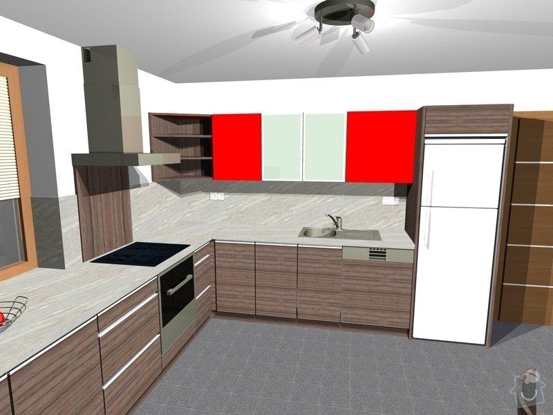 Kuchyňská linka: kuchyn5