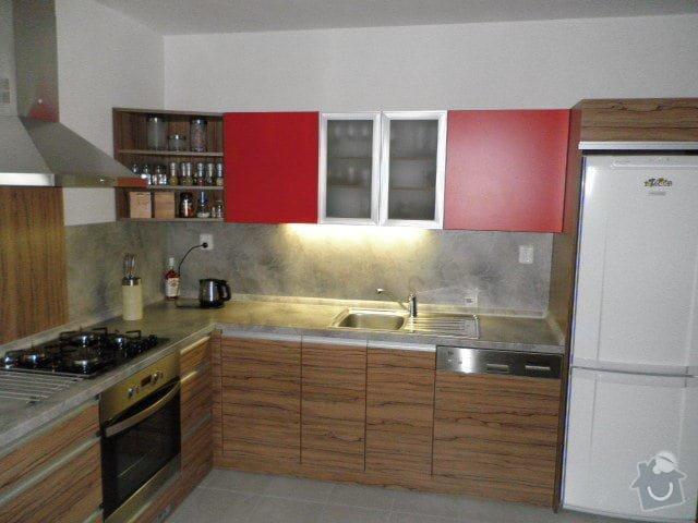 Kuchyňská linka: P7080032
