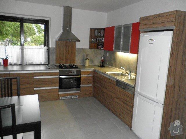 Kuchyňská linka: P7080035