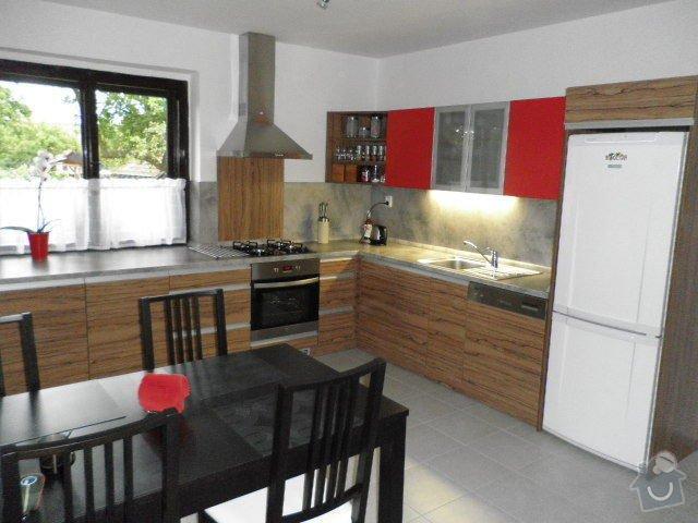 Kuchyňská linka: P7080037