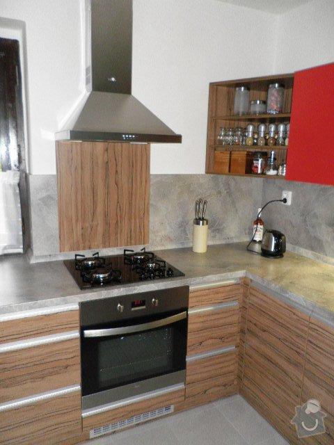Kuchyňská linka: P7080040