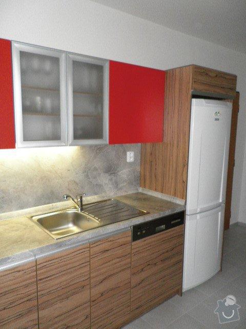 Kuchyňská linka: P7080042