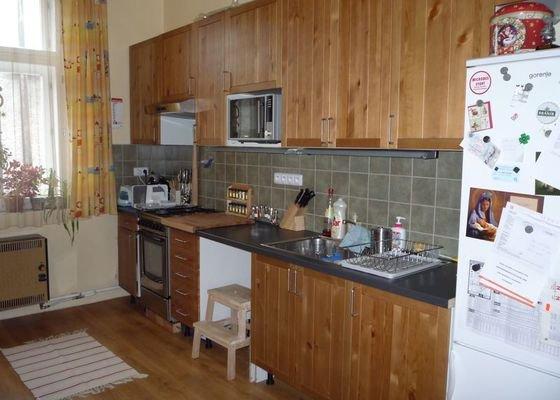 Vymalování a montáž kuchyně