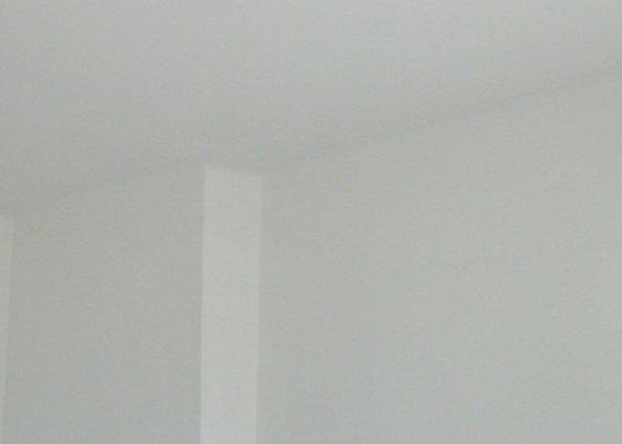Malířské práce - byt 2+1