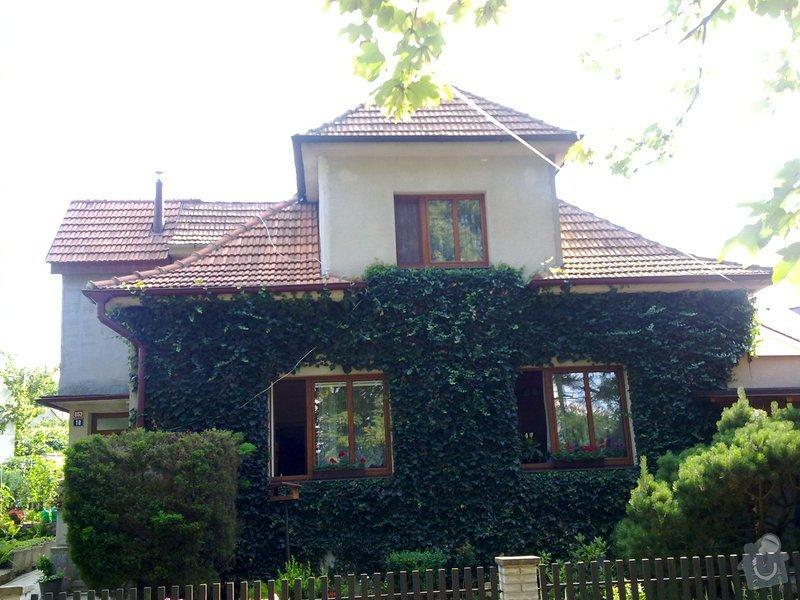 Rekonstrukce střechy + zvednutí podkroví: 10072011328