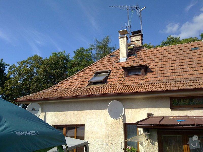 Rekonstrukce střechy + zvednutí podkroví: 10072011332