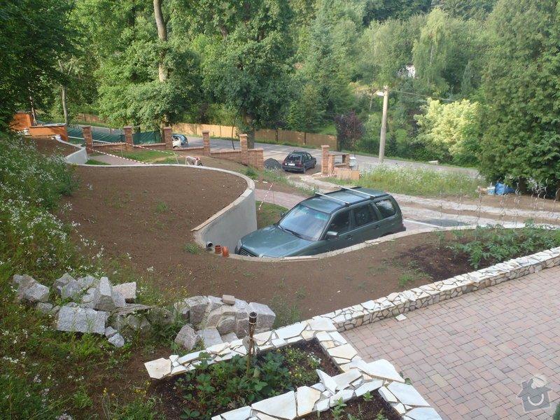 Postupná kompletace zahrady: P6250390