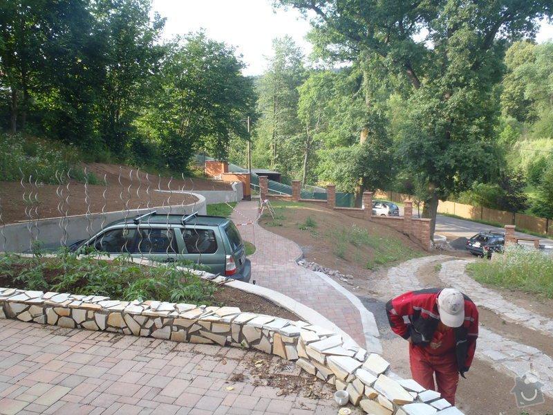 Postupná kompletace zahrady: P6250389
