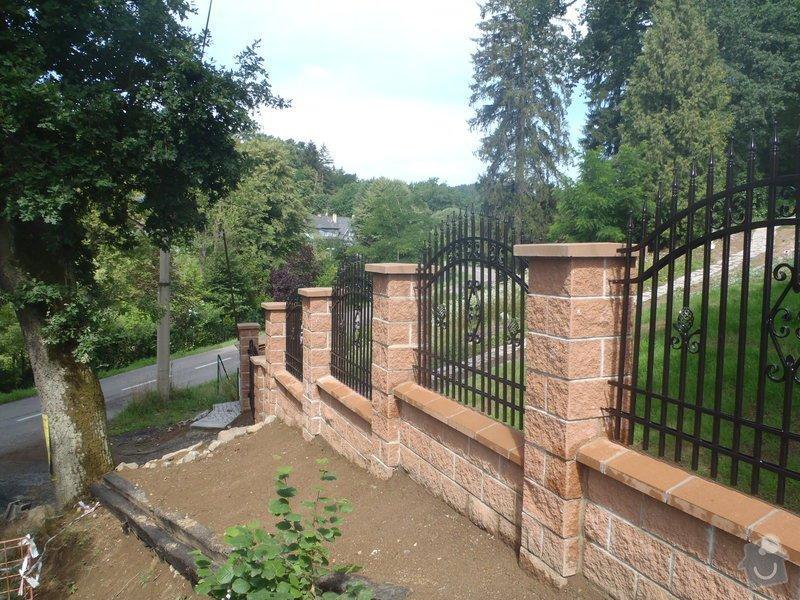 Postupná kompletace zahrady: P7100729