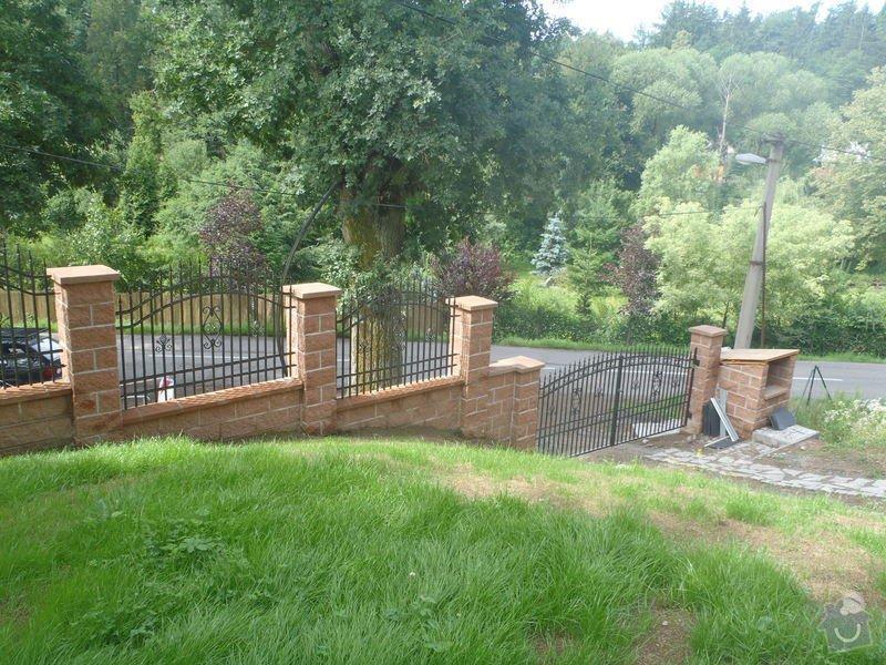 Postupná kompletace zahrady: P7100731
