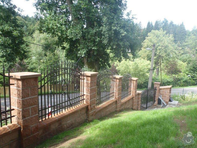 Postupná kompletace zahrady: P7100730