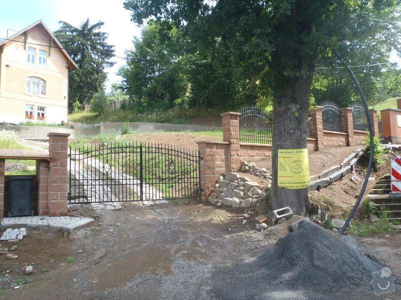 Postupná kompletace zahrady: P7100725