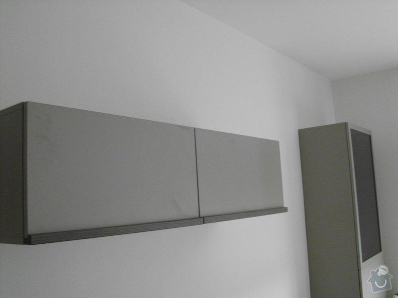 Montáž nábytku z Aska a zavěšení zrcadla z Ikey: Vysledek_realizace