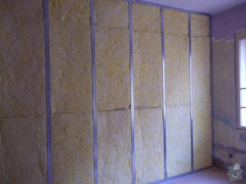 Odhlučnění stěny: 104_0374