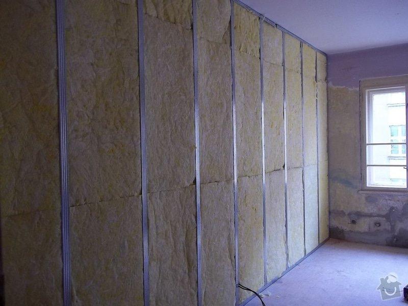 Odhlučnění stěny: 104_0376