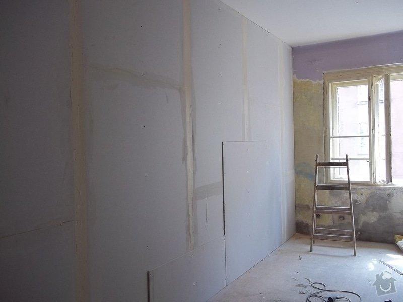 Odhlučnění stěny: 104_0377