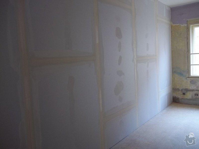 Odhlučnění stěny: 104_0378