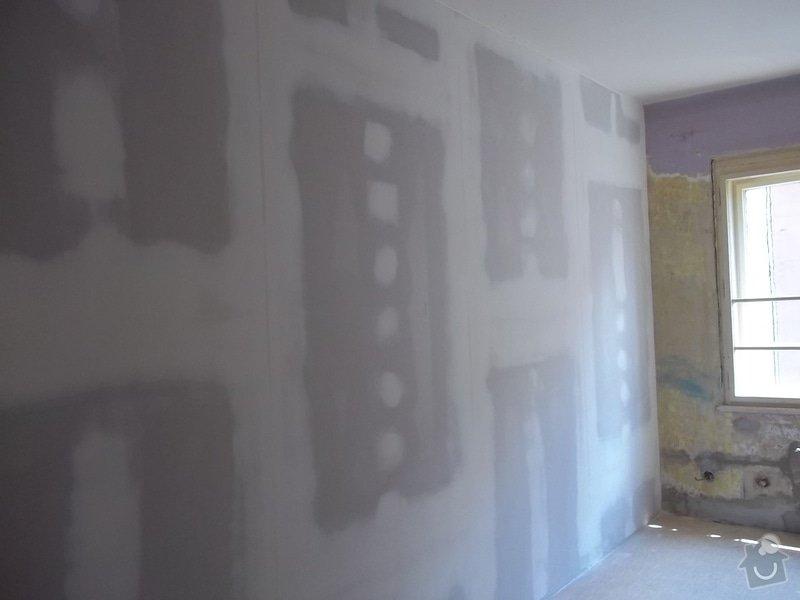 Odhlučnění stěny: 104_0380