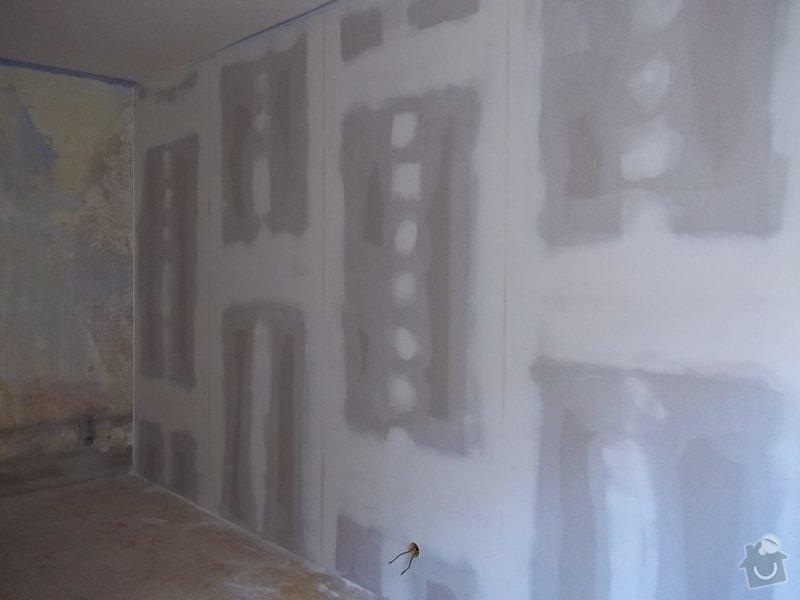 Odhlučnění stěny: 104_0381