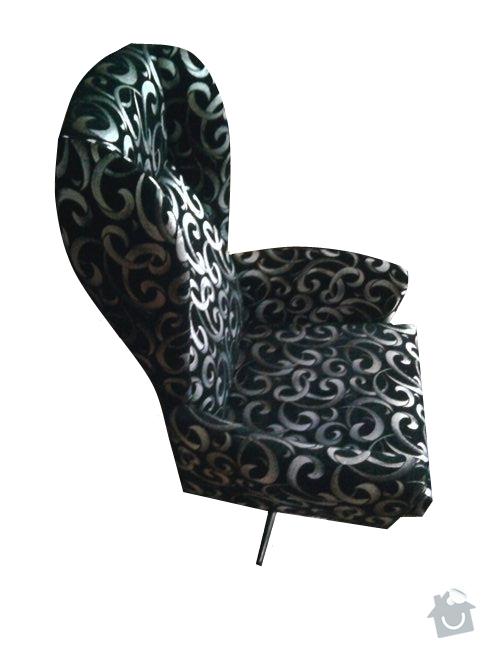 Čalouník, Opravy čalouněného nábytku: sp_a0340orez