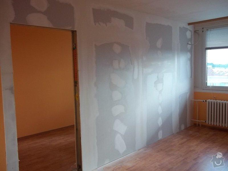SDK příčka se zašupovacími dveřmi: 104_0390